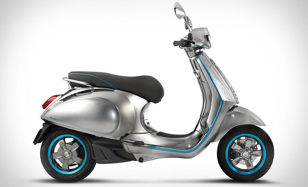 The Electric Vespa Is Out Of This World 1
