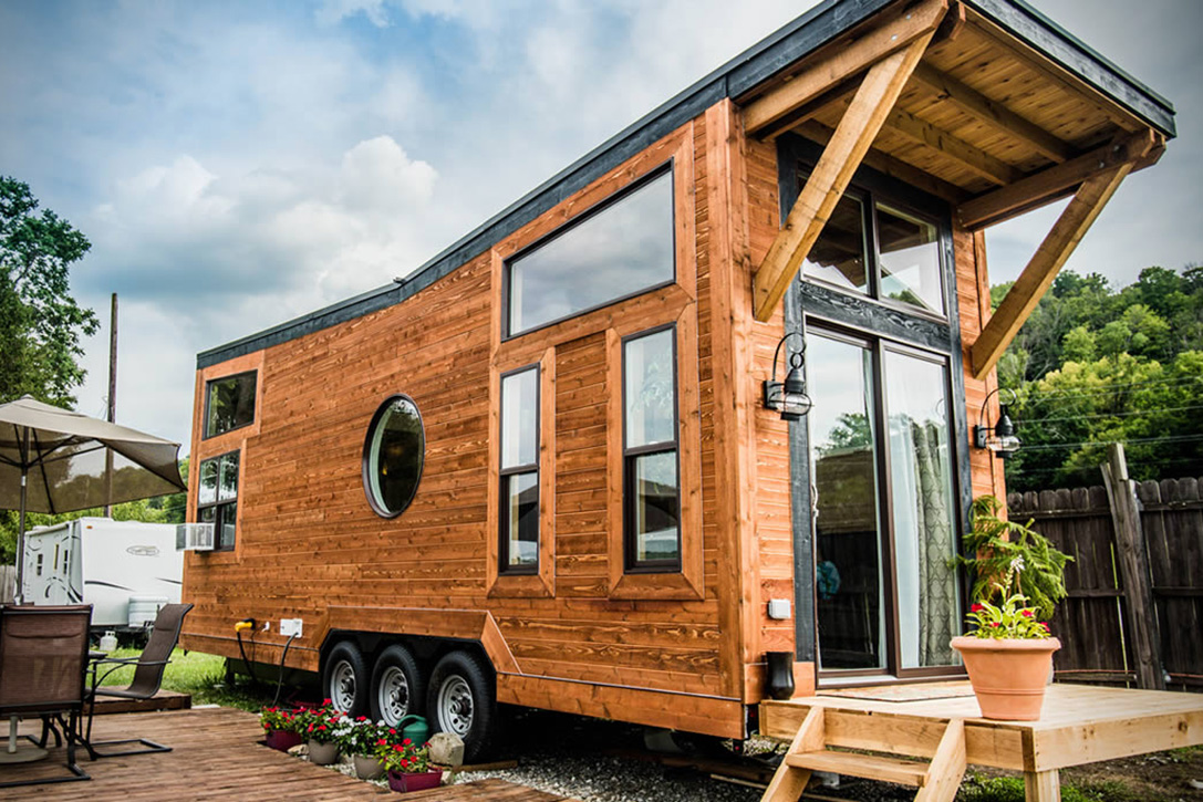 The Industrial By WheelLife Tiny Homes (20)