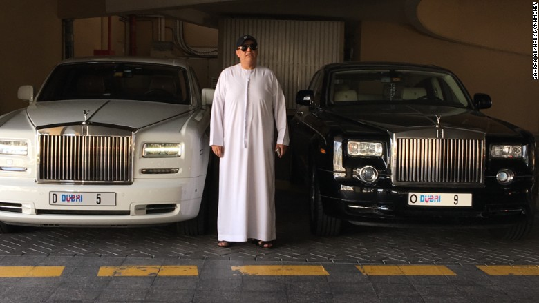 This Guy Spent $9 Million On A Mere License Plate In Dubai