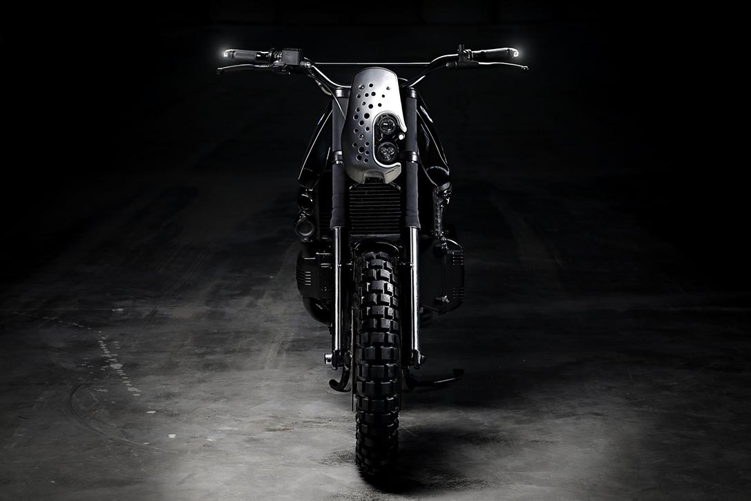 Titan Motorcycles Creates A Beastly K100 LT 2