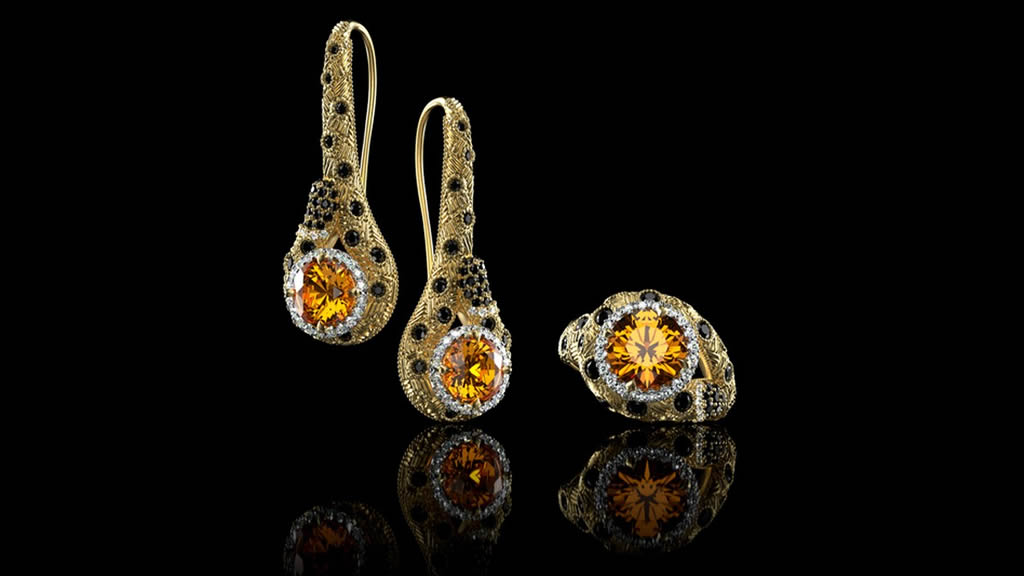 Unique Cheetos Jewelry Set Costs $20k 1