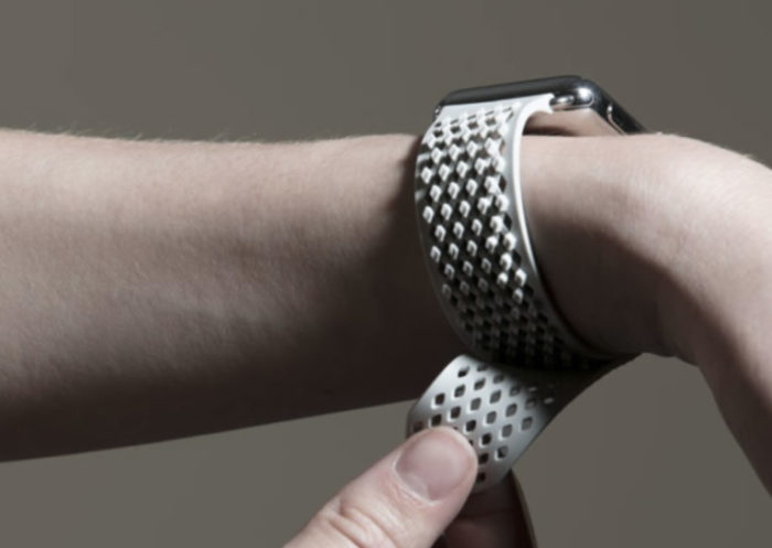 Apple Watch Band Is Loopless And Buckleless 1