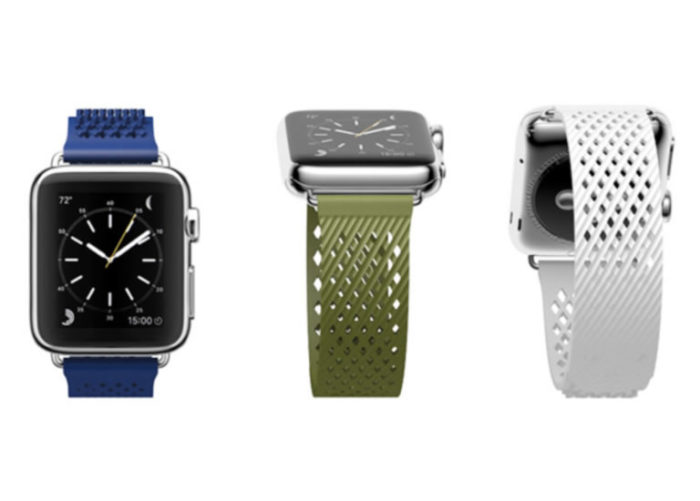 Apple Watch Band Is Loopless And Buckleless 2