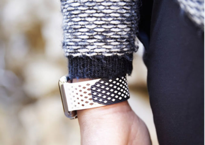Apple Watch Band Is Loopless And Buckleless 4