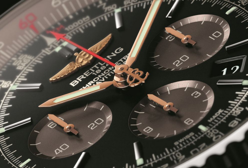 Breitling Navitimer 01 Limited Edition 3