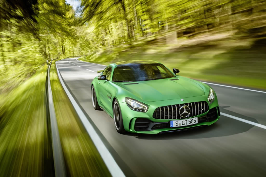 Europe Is Set To Receive Three New Mercedes-AMG GT Cars 4