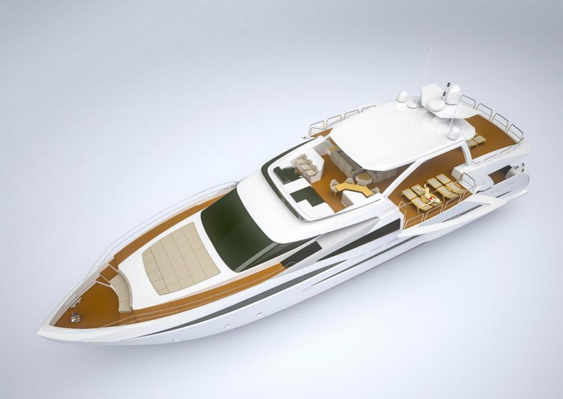 FD Series By Horizon Yachts Receives Two New Vessels 3