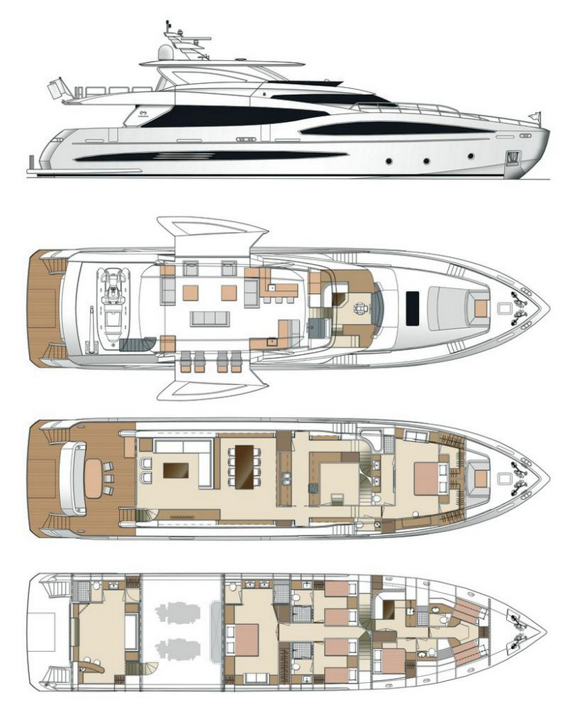 FD Series By Horizon Yachts Receives Two New Vessels 4