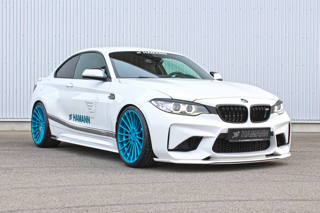 Hamann x BMW M2 Package 1