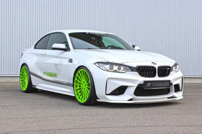 Hamann x BMW M2 Package 2