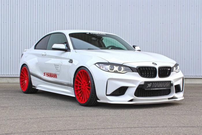 Hamann x BMW M2 Package 3