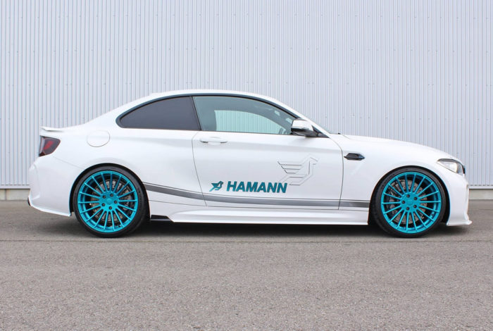 Hamann x BMW M2 Package 4