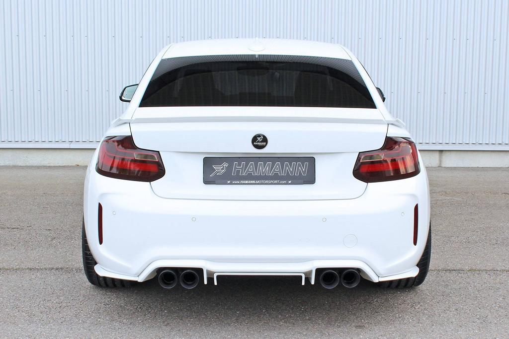 Hamann x BMW M2 Package 5