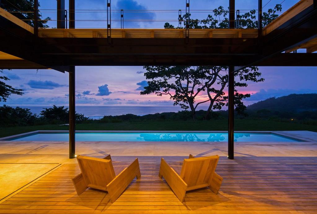 Luxe Ocean Eye Residence In Puntarenas Province 16