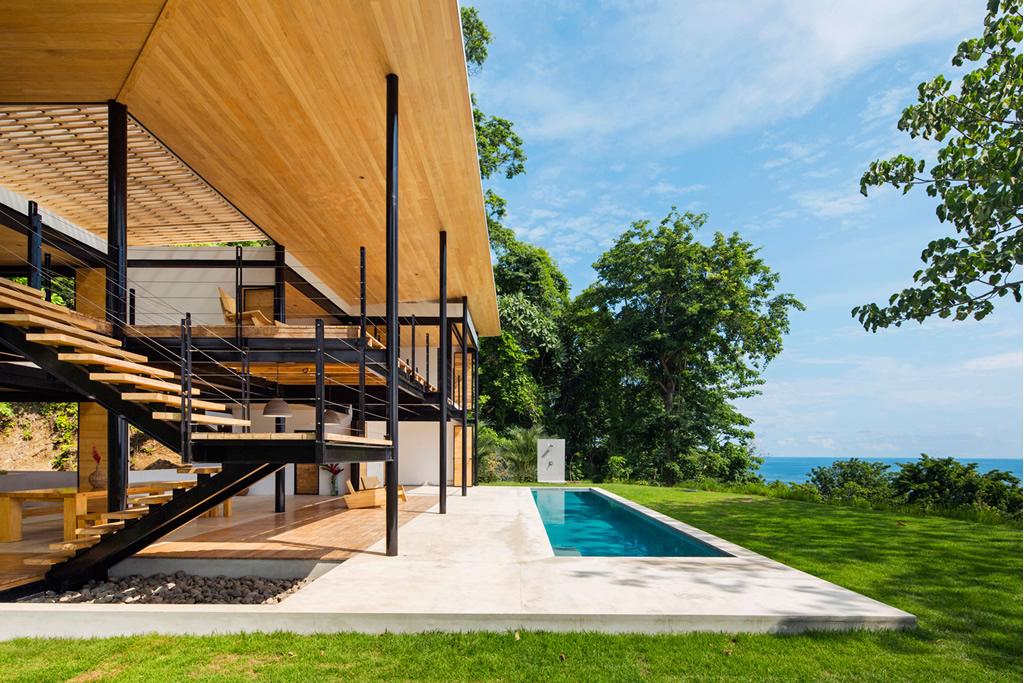 Luxe Ocean Eye Residence In Puntarenas Province 5