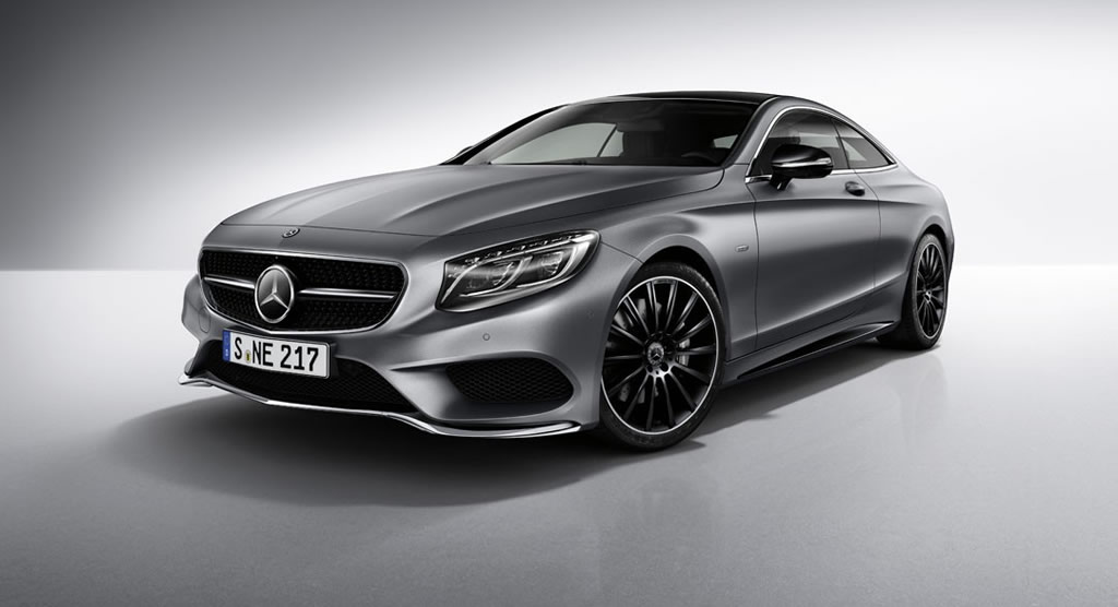 Mercedes-Benz S-Class Coupe Night Edition 2
