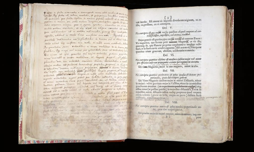 Newton's Principia To Be Auctioned Off For $1 Million 1
