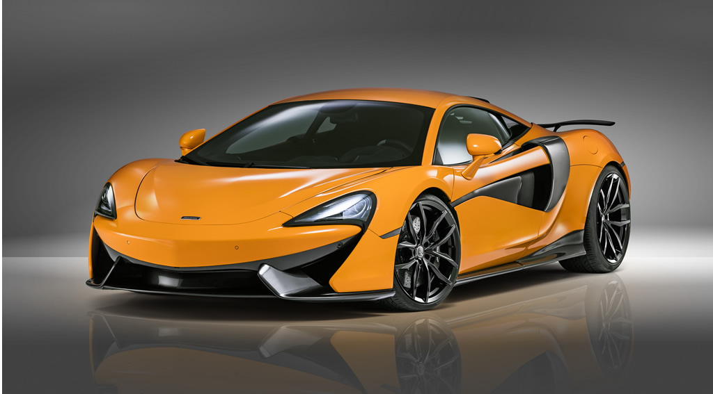 Novitec's Take On The McLaren 570S 1