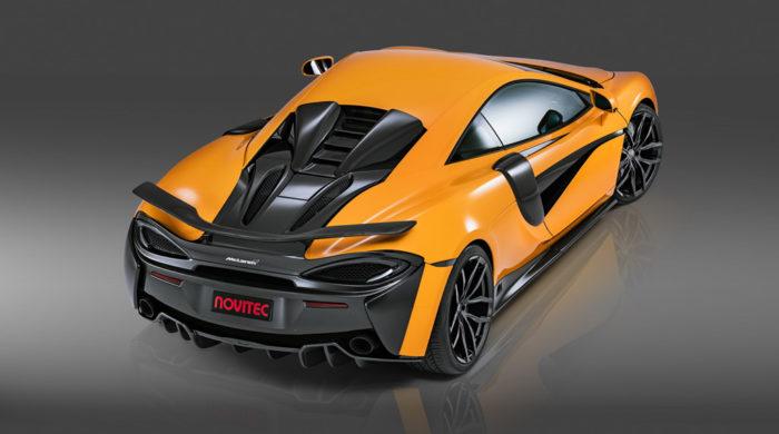 Novitec's Take On The McLaren 570S 2