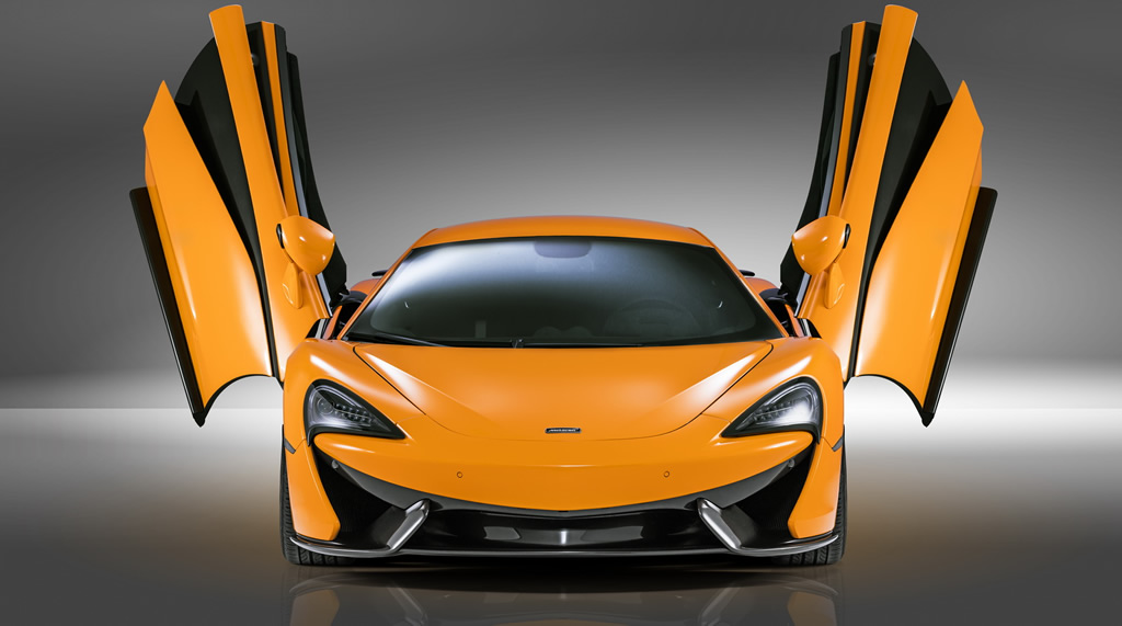 Novitec's Take On The McLaren 570S 4