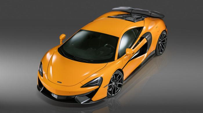 Novitec's Take On The McLaren 570S 5