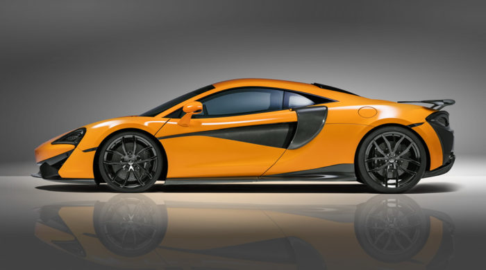 Novitec's Take On The McLaren 570S 6