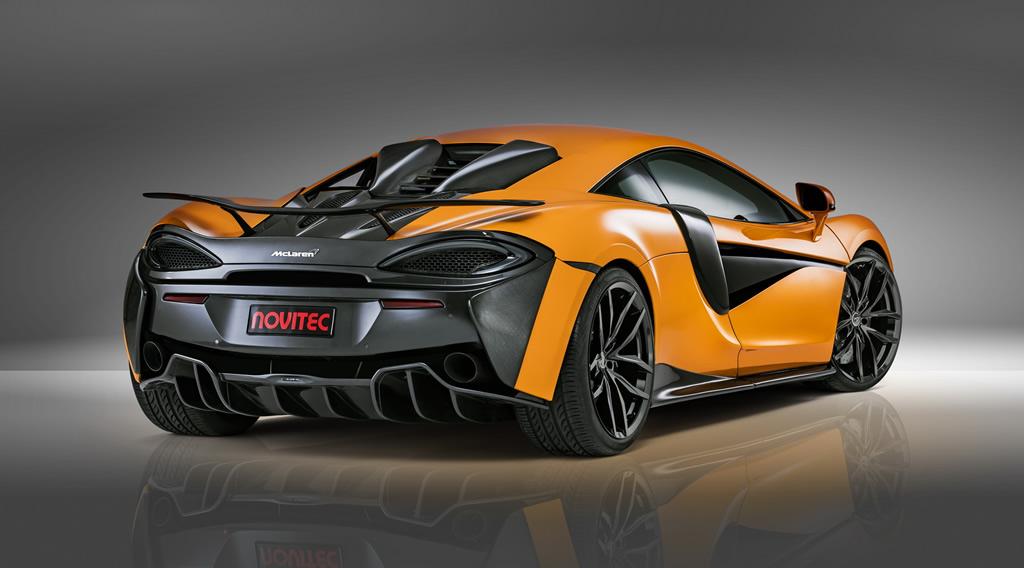 Novitec's Take On The McLaren 570S 7