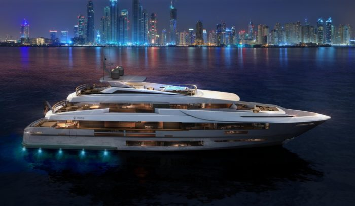 Staggering Vetta 40 Superyacht By Admiral And IYC 1