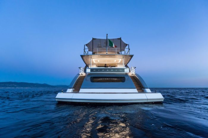 The Jetsetter Superyacht 12