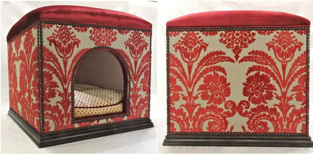 This Luxurious Dog Bed Costs $1,750 2
