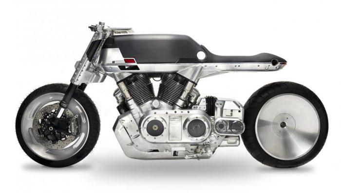 Vanguard Motorcycles New Motorcycle Brand 1