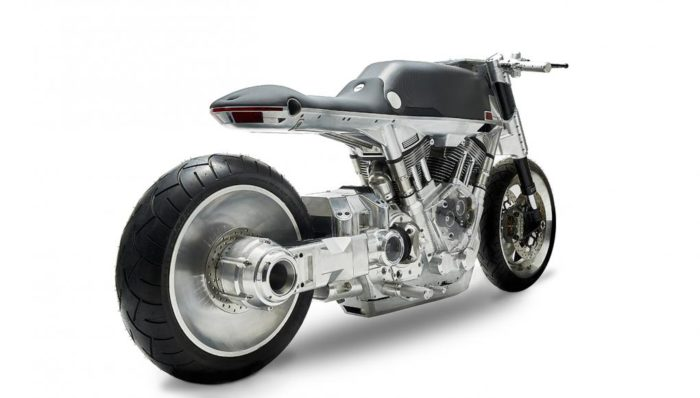Vanguard Motorcycles New Motorcycle Brand 2