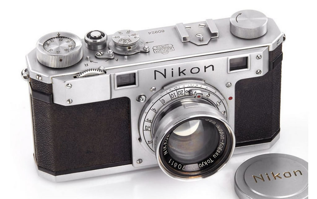 World's Oldest Nikon Camera Was Sold For Over $400,000 1