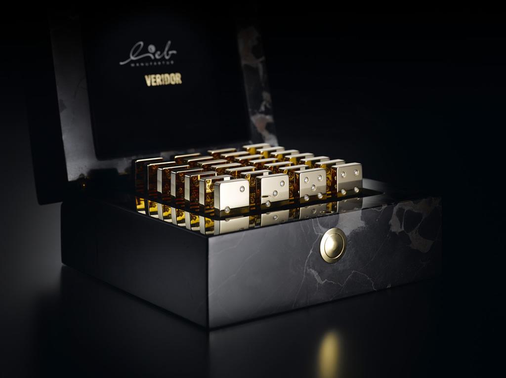 World's Priciest Domino Set By Lieb Manufaktur (2)