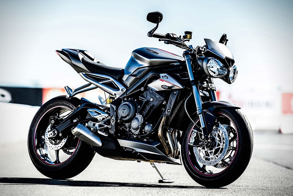 2017 Street Triple RS Motorcycle By Triumph 1