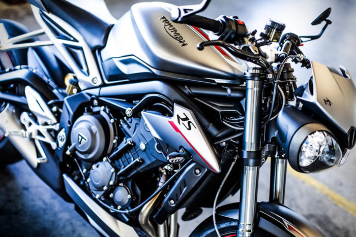 2017 Street Triple RS Motorcycle By Triumph 5