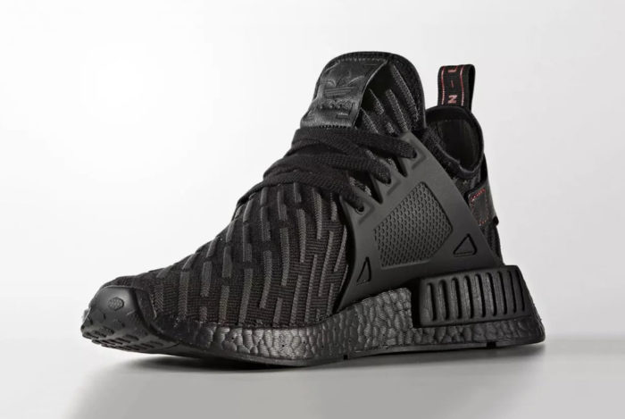 Adidas Unveils Its NMD XR1 Triple Black Sneaker 2