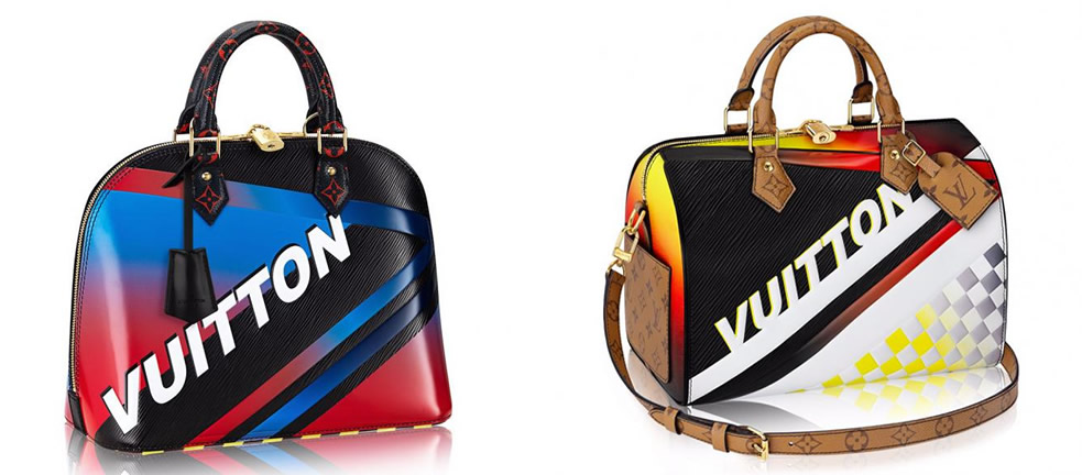 Awesome Race Bags By Louis Vuitton 1