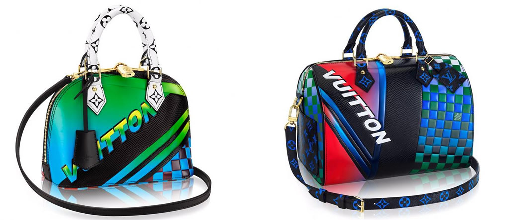 Awesome Race Bags By Louis Vuitton 3
