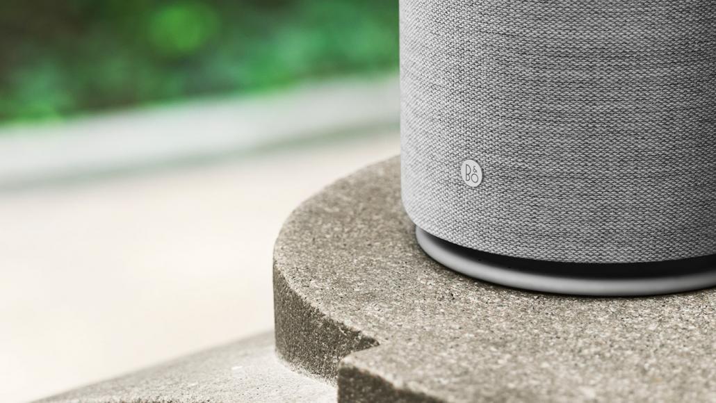 Bang & Olufsen M5 Wireless Speaker 2