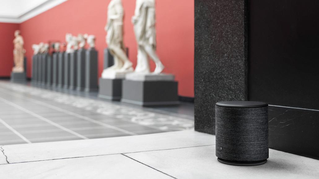 Bang & Olufsen M5 Wireless Speaker 4