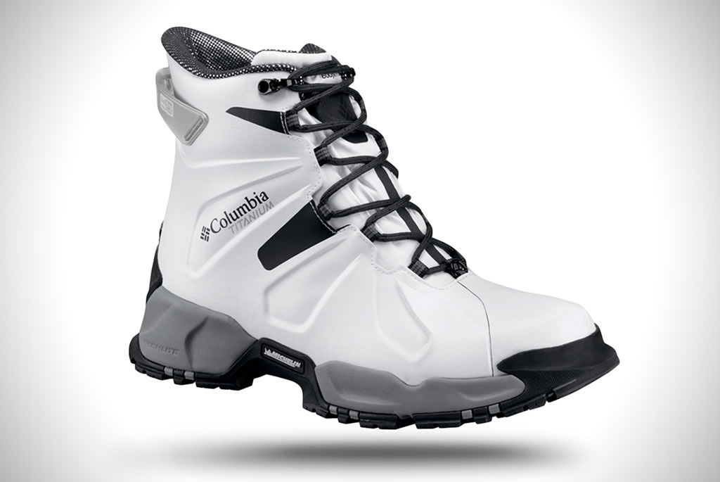 Canuk Titanium Boots By Columbia Sportswear 1