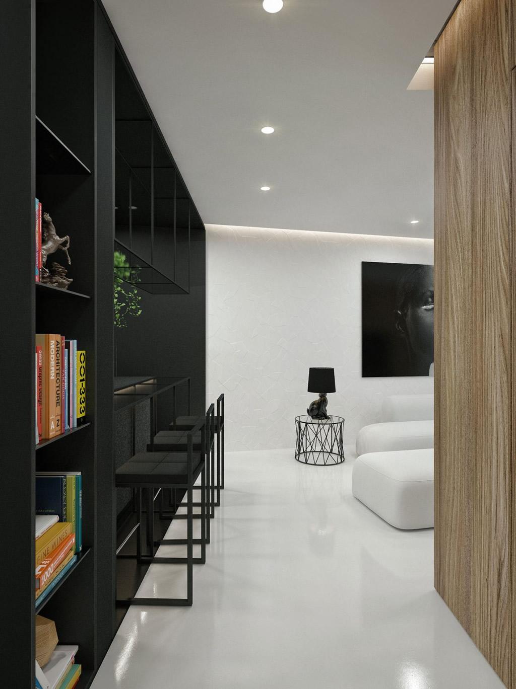 Cozy Modern Apartment In Kaunas, Lithuania 3