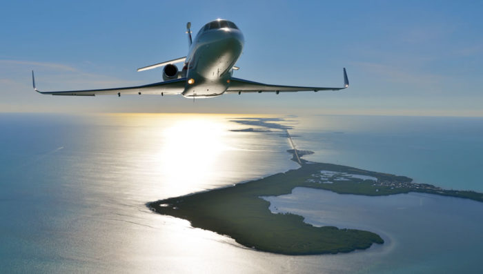 Falcon 900LX By Dassault Has Received Some Updates 1