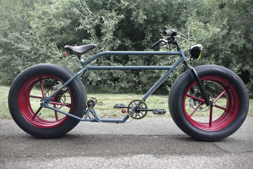 Fat Tire Bike By Mr. Mash (8)