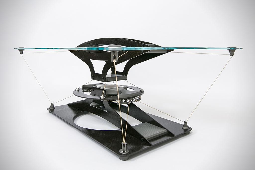 Futuristic Levitating Coffee Table Teles Taxidi 1
