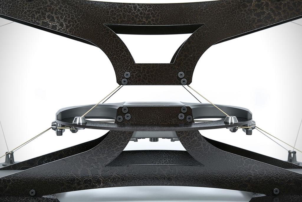 Futuristic Levitating Coffee Table Teles Taxidi 2