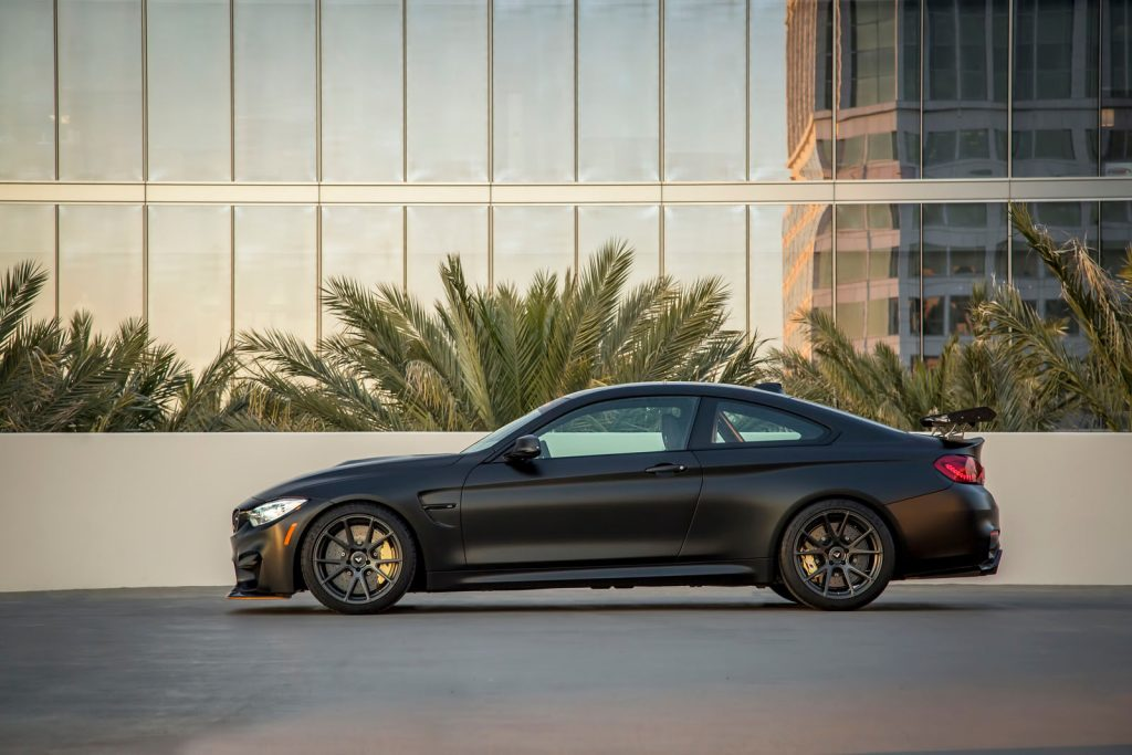 Gorgeous BMW M4 GTS With Carbon-Graphite Wheels (7)