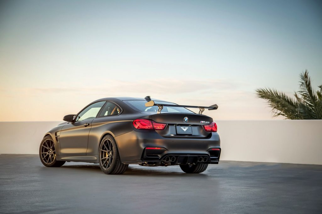 Gorgeous BMW M4 GTS With Carbon-Graphite Wheels (6)