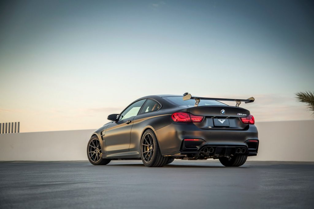 Gorgeous BMW M4 GTS With Carbon-Graphite Wheels (5)